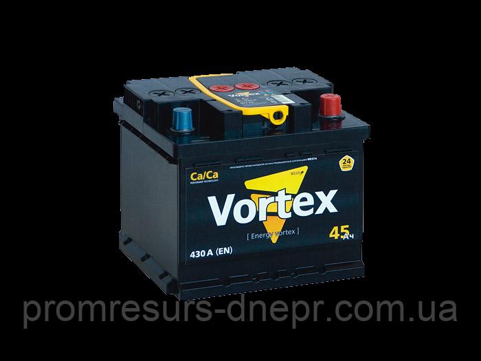 Акумулятор Vortex 6СТ-45