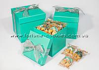"""Печенье с предсказаниями """"Традиция"""" №1 микс, 12 шт классических и 12 шт. в шоколадной глазури"""