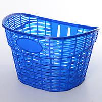 Корзина AS1909 (1шт) для 12-16д,пластик,размер 26-17-20см, синий