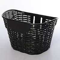 Корзина AS1910 (1шт) для 18-20д,пластик,размер 26-17-19,5см,черный