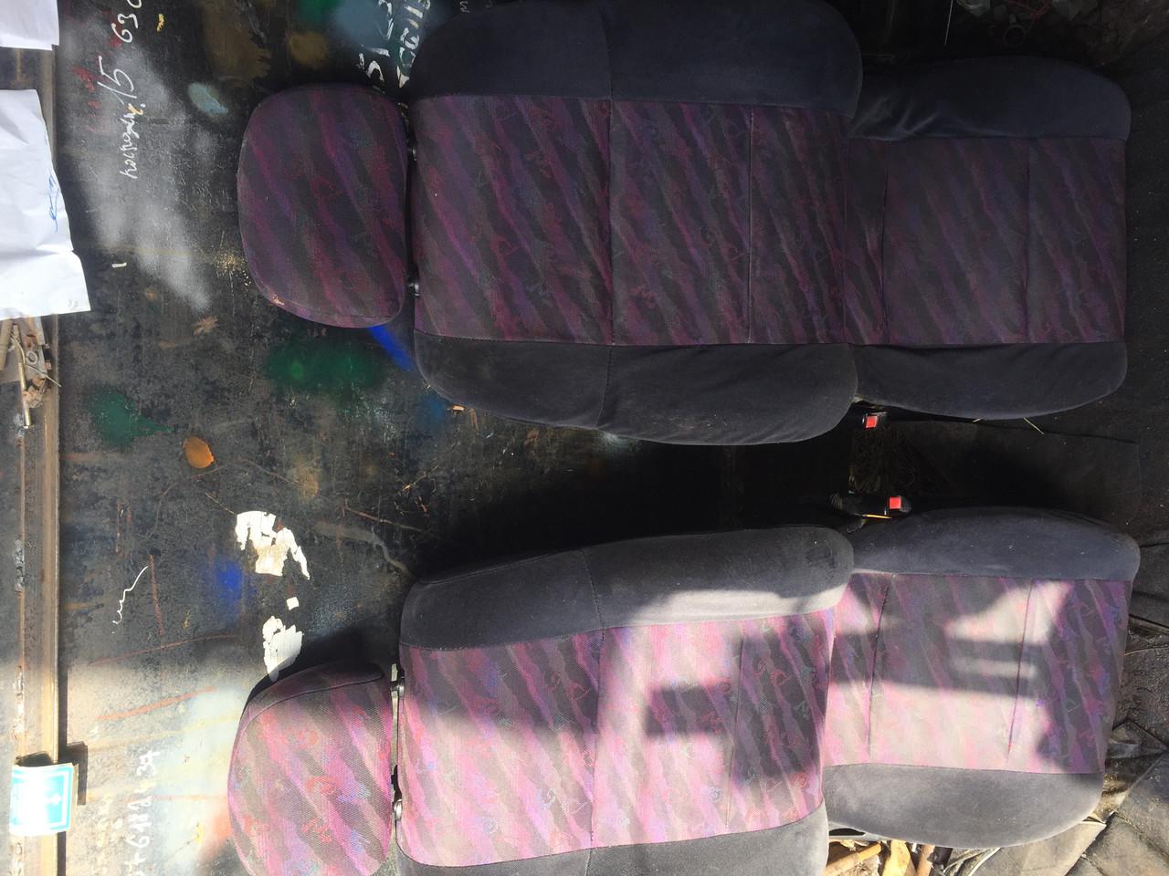 Сидіння передні Опель Вектра Б 1996-2000 рік