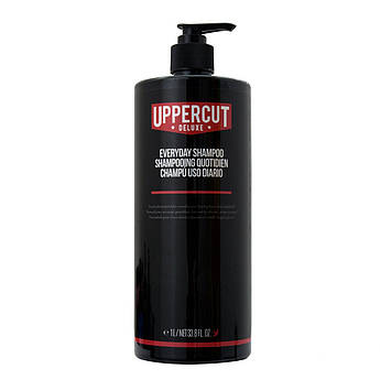 Шампунь Uppercut Deluxe Everyday Shampoo 1L