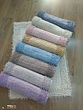 Набор хлопковых ковриков для ванной комнаты Zeron  60*100 + 50*60 Mosso серый2, фото 2