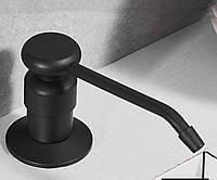 Дозатор для моющих средств SANTEP 201 Black, фото 1