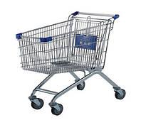 Тележка, візок для супермаркета, фото 1