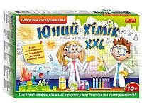 Набор для экспериментов Юный химик ХХL, 73 опыта, 10+ Ranok-creative