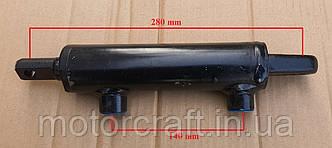 Гидроцилиндр задний мототрактора 300 mm R195
