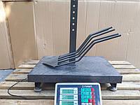 Картофелекопатель к мотоблоку Евро Булат усиленный (прут 12 мм), фото 1