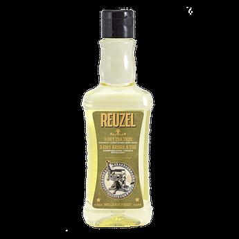 Чоловічий шампунь 3в1 Reuzel Tea Tree Shampoo 350мл