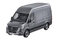 Модель Mercedes-Benz Sprinter коллекционная оригинальная металлическая (B66004163)