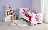 Кровать детская HAPPY FAIRY Halmar 76x145