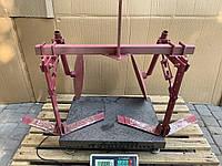 Дисковий підгортач Булат з пропольником ф-420 (пропольник 350/470 мм)