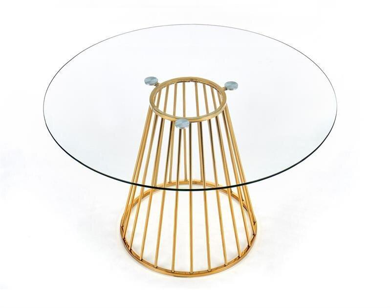 Стол обеденный LIVERPOOL Halmar 120х120