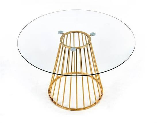 Стол обеденный LIVERPOOL Halmar 120х120, фото 2