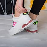 Кроссовки женские Fashion Babbitt 2580 36 размер 23,5 см Белый, фото 2