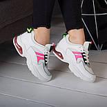 Кроссовки женские Fashion Babbitt 2580 36 размер 23,5 см Белый, фото 3