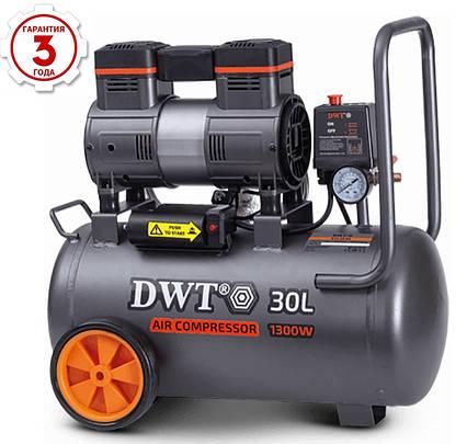 Безмасляный компрессор DWT K13-30 OA-CU