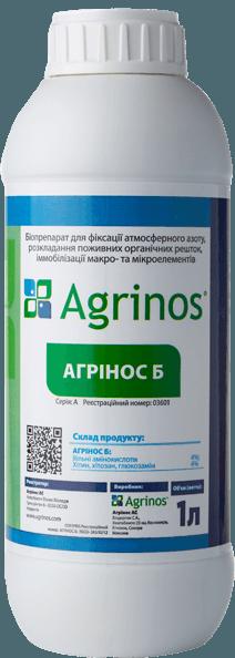 Біостимулятор та Антистресант Агрінос Б