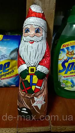 Шоколадный Дед Мороз шоколаний Дід мороз