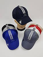Дитячі бейсболки Adidas з сіткою для хлопців, р.52, фото 1