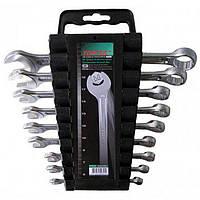 Набор ключей комбинированных 9 шт. 6-19мм TOPTUL GAAC0901