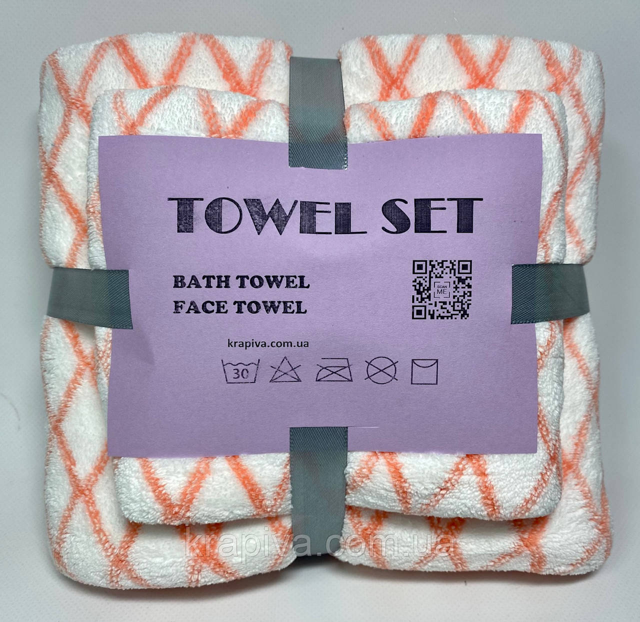 Полотенце набор комплект Премиум (140*70, 75*35) баня сауна, рушник комплект для сауни, бані, дому