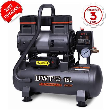 Безмасляный компрессор DWT K13-15 OA-CU