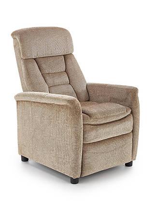 Крісло розкладне JORDAN Halmar Беж, фото 2