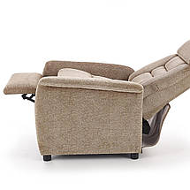 Крісло розкладне JORDAN Halmar Беж, фото 3