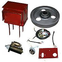 Електростартер в комплекті, фото 1