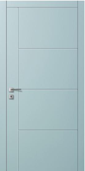 Модель Мілан, серія Фарбовані, Стильні Двері