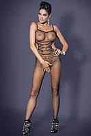 Сексуальный комбинезон из ажурной сеточки, фото 1