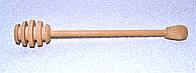 Деревянная ложечка для меда, фото 1