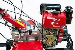 Коробка передач WEIMA для мотоблока 1100, 105, 135 (6 передач)