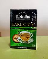Чай Golden Era Earl Grey 100 г зелений, фото 1
