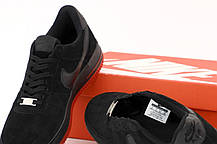 Мужские кроссовки Air Force 1 Low Black/Red, фото 3