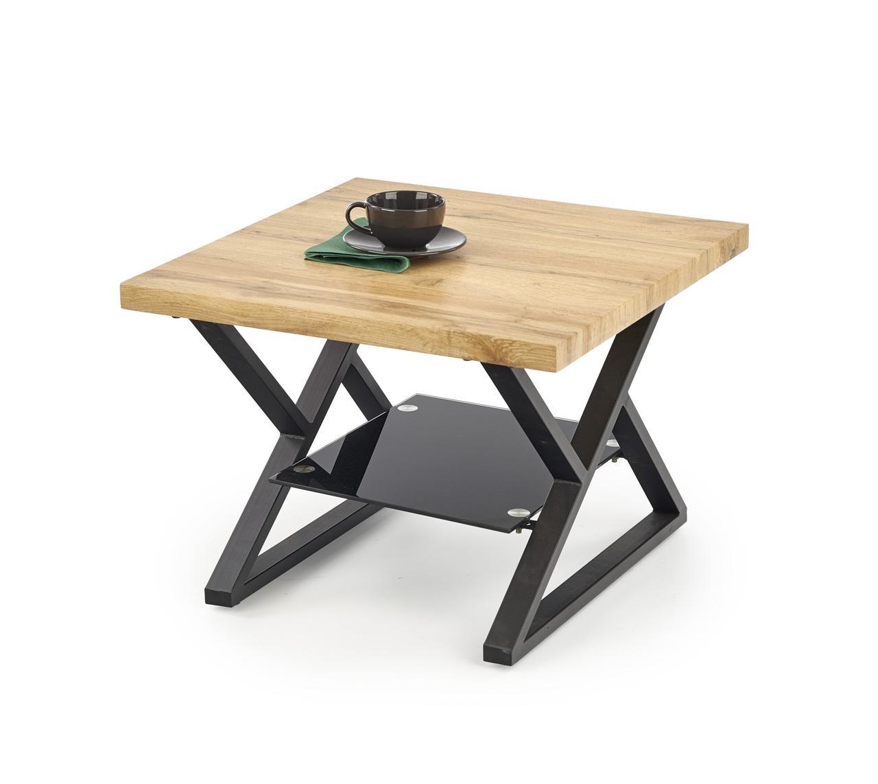 Журнальный столик XENA Halmar 60x60