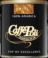 Кофе Caffe Poli 100% Arabica 250гр Ж/Б
