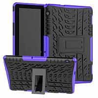 Чехол Armor Case для Huawei MediaPad T5 10 Purple