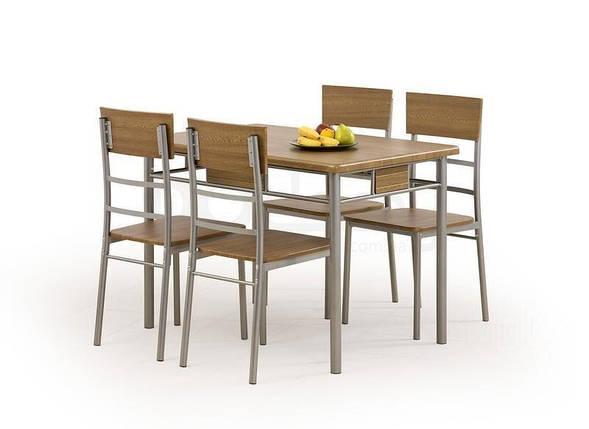 Столовый комплект NATAN Halmar 110x70, фото 2