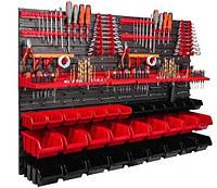 Панель для инструментов, 32 контейнера, 115,0×78,0 см