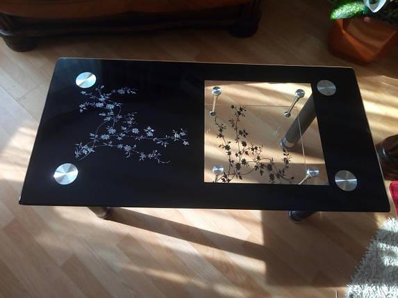 Журнальный столик MONROE Halmar 100x50, фото 2