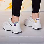 Кроссовки женские Fashion Abbigale 2534 36 размер 22,5 см Белый, фото 3
