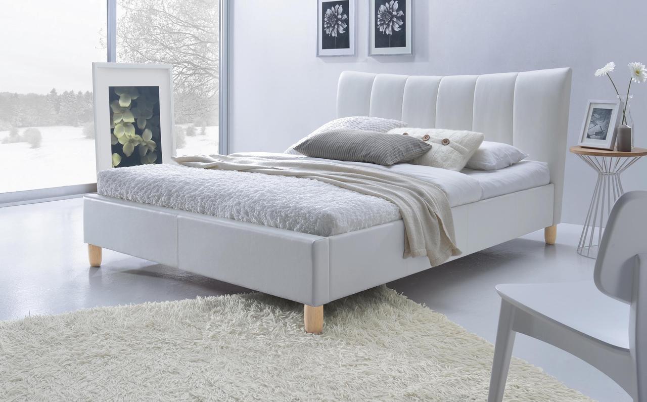 Ліжко SANDY Halmar 160x200