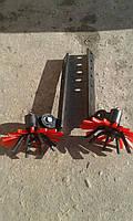 Культиватор БелМет (на підшипниках, поліуретанові пальці), фото 1