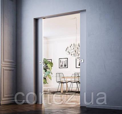 Установка раздвижных дверей в стену: ключевые моменты