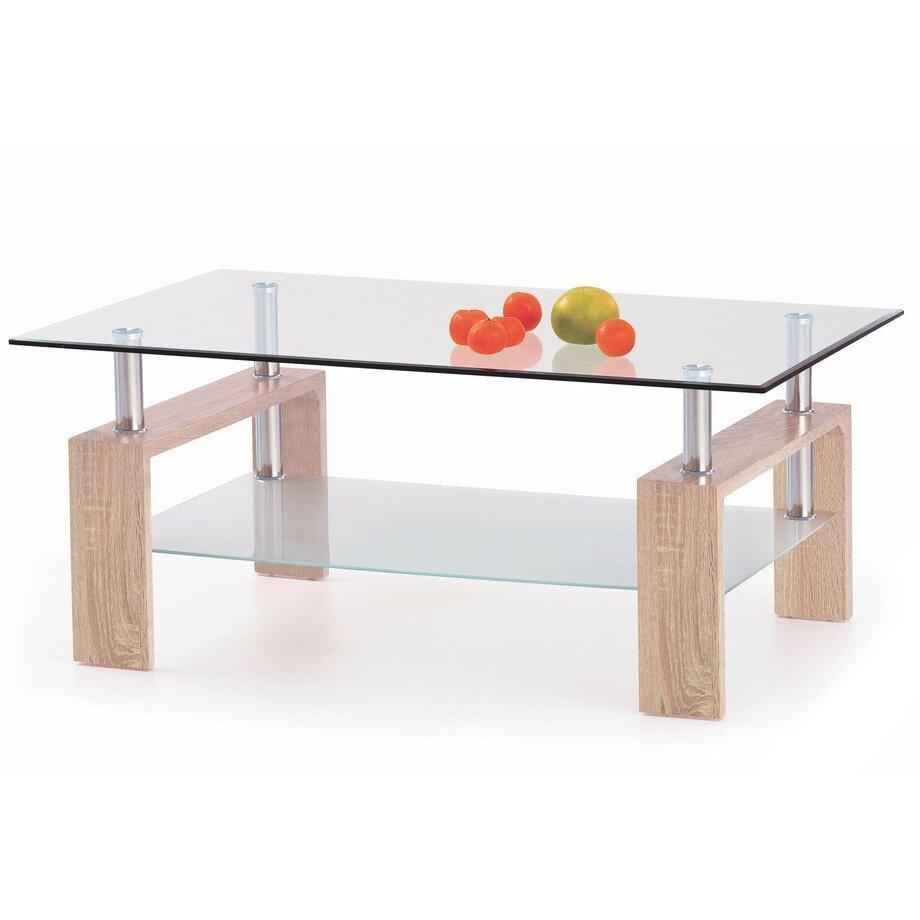 Журнальний столик DIANA H Halmar 110х60 Дуб Сонома