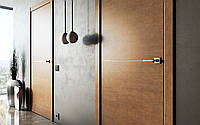 Идеи декора межкомнатных дверей
