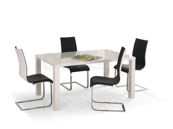 Стол раскладной RONALD Halmar 120х80, фото 2