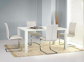 Стол раскладной RONALD Halmar 120х80, фото 3
